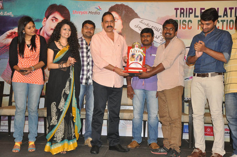 Pora Pove Triple Platinum Disc Function Photos | Tollywood updates | Scoop.it