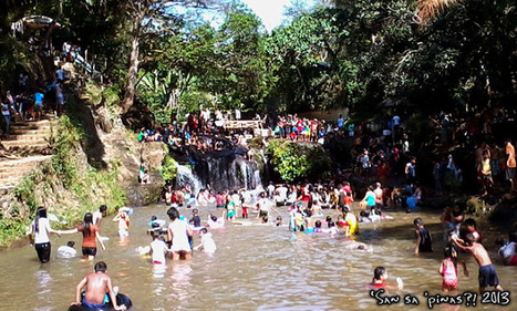 'San sa 'pinas?!: Sa Balite Falls - Amadeo, Cavite | 'San Sa 'pinas?! | Scoop.it