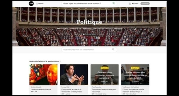 Sam Network, la start-up de l'après-Mooc | MOOC Francophone | Scoop.it