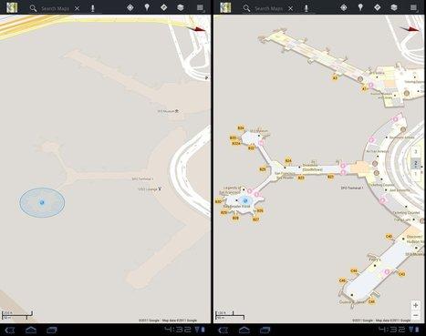 Perdu à CDG ou à la Cité des Sciences : Google Maps Indoor vous guide ! | Geolocalisation & etourisme : local based services & tourism | Hyperlieu, le lieu comme interface à l'écosystème ambiant | Scoop.it