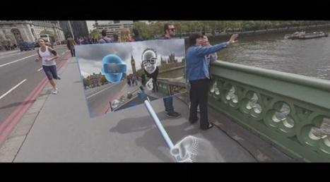 Facebook demos taking selfies inVR | social media | Scoop.it