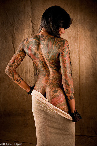 Tatoo Girl | Vulbus Incognita Magazine | Scoop.it