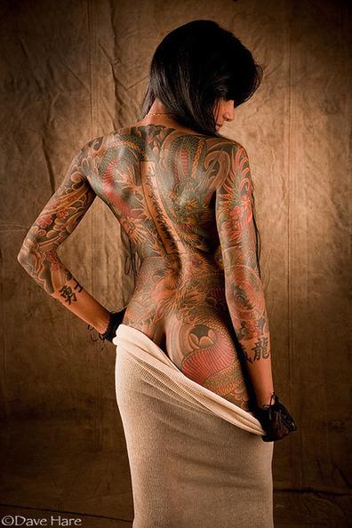 Tatoo Girl   VIM   Scoop.it