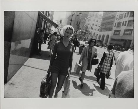 """Garry Winogrand's photo exhibit at Denver Art Museum confirms: """"Women Are Beautiful"""" - The Denver Post 