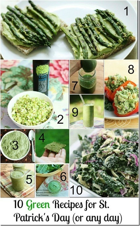 Refreshing Green Smoothie: Cucumber, Parsley, Avocado, and ...   Who is raw?   Scoop.it
