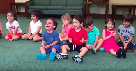 This Little Boy's Infectious Laugh Is Winning the Internet | internet radio how to | Scoop.it