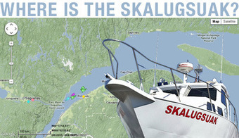 GEERG - Where is the Skalugsuak? | Follow the #shark research vessel! #ocean #scuba | Scuba Diving | Scoop.it