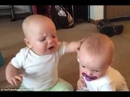 Cute Babies Fight - Funny Baby Videos | Education | Scoop.it