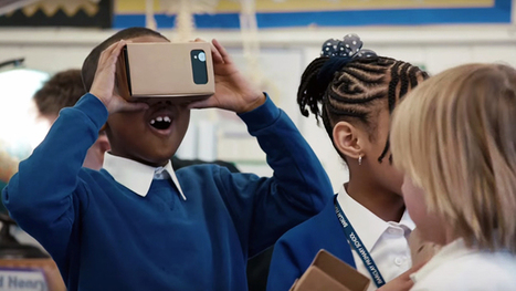 Here is Why Mobile VR is Perfect for Schools | Gadgets and education | Scoop.it