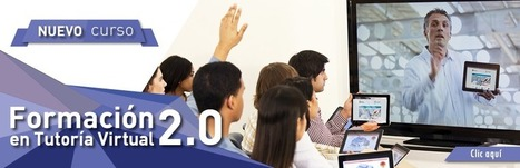 Formación en Tutoría Virtual 2.0 | EDUCOAS | educación virtual | Scoop.it