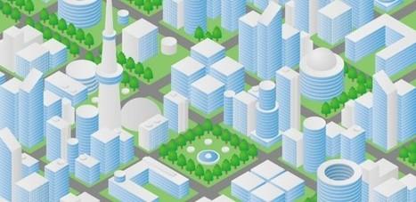 Courbevoie utilise les « BIG DATA » pour créer un tableau de bord urbain | URBANmedias | Scoop.it