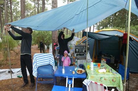 Campings : fréquentation médiocre en juillet | Le site www.clicalsace.com | Scoop.it
