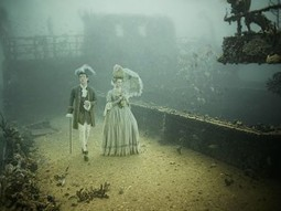 A breathtaking underwater photo exhibit only available to #scuba divers!   Awesome ReScoops   Scoop.it