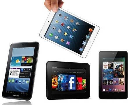 iPad mini frente al Nexus 7, Tab 2 y Fire HD | Ultimate Tech-News | Scoop.it