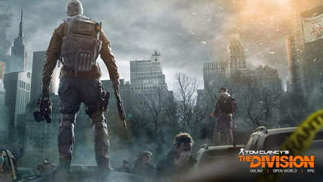 Ubisoft Trailer: Tom Clancy's The Division Snowdrop Engine Teaser | Playstation 4 (PS4) - PS4.sx | Playstation 4  |  PS4.sx | Scoop.it
