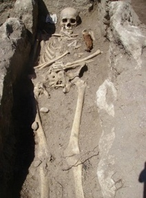 Bulgaria's 'Vampire' Skeleton Heads Back to Home Town - | For Lovers of Paranormal Romance | Scoop.it