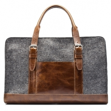 Carry On | Graf & Lantz | Leather bags - laptops etc | Scoop.it