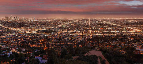 Giant Los Angeles. Cities Wallpapers for your laptop. Los Angeles, United States, California. | CityWallpaperHD | Scoop.it