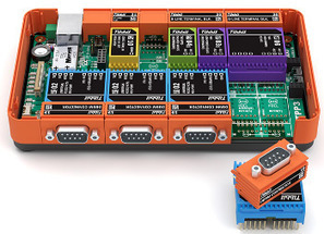 Ultra-modular automation controller runs Linux on Sitara | Open Source Hardware News | Scoop.it
