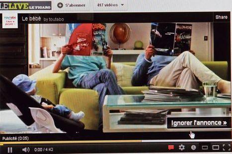 La pub vidéo, relais de croissance sur Internet - Le Figaro   online video online marketing   Scoop.it