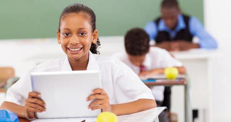 L'adoption des tablettes à l'école accélère le développement de logiciels éducatifs | L'Atelier: Disruptive innovation | Education et numérique | Scoop.it