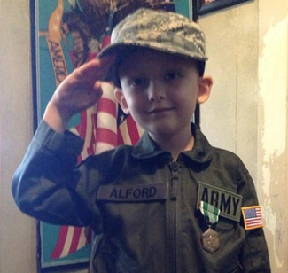 7-Year-Old Hunter Alford Has Rare Cancer and Loses Insurance ...   Supplemental Insurance Daily   Scoop.it
