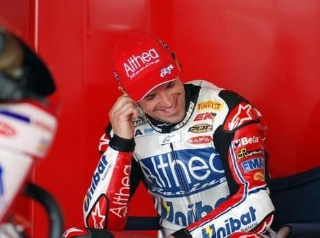 Carlos Checa Retiring from Motorcycle Racing | Ductalk Ducati News | Scoop.it