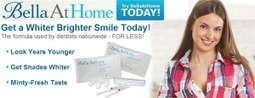 BellaAtHome Professional Teeth Whitening System Review - Risk Free Trial! | Get white and bright teeth! | Scoop.it
