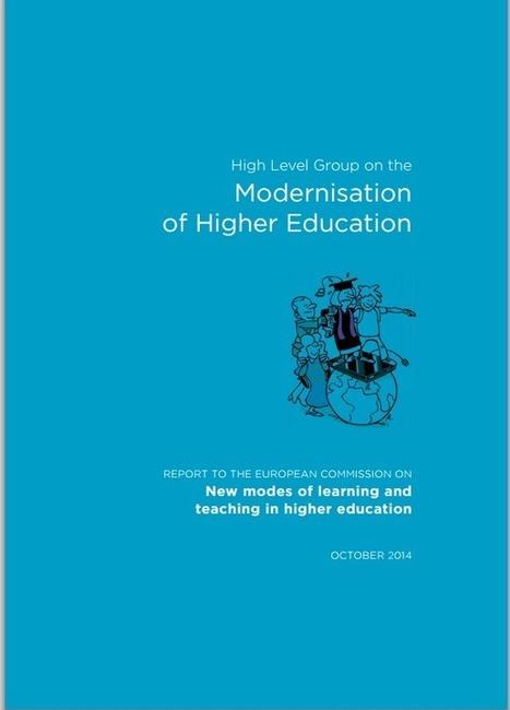EU-rapport efterlyser finansiering för användning av IKT inom högre utbildning | E-learning | Scoop.it