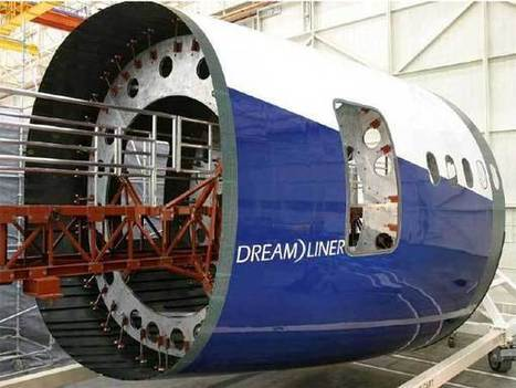 The Use of Composites in Aircraft Construction | mise en forme | Scoop.it