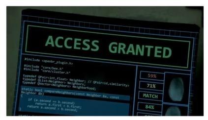 Vous êtes fan de programmation, voici les codes qui apparaissent dans les films et séries | News from net | Scoop.it