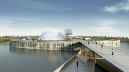 [Beijing, China] Museo de Ciencia y Tecnología en Beijing / BL/KLM Architects + BIAD | The Architecture of the City | Scoop.it