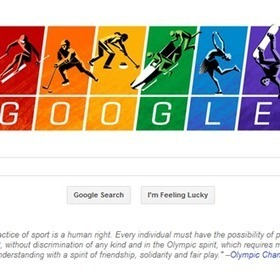 Google Protests Russian Anti-Gay Law With Rainbow Homepage - NBC News | Homophobia in Sochi : new phenomenon ? | Scoop.it