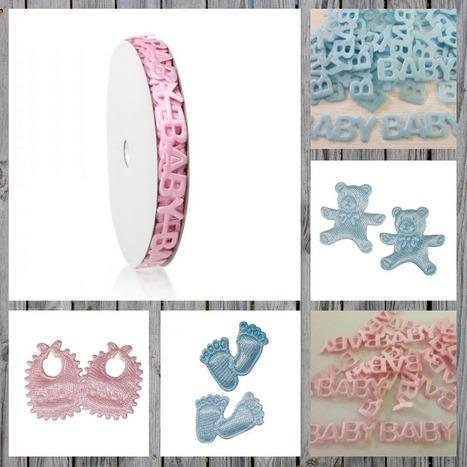 Satin Baby Konfetti Pink | Bordpynt Til Bryllup, Invitationer Til Bryllup | Scoop.it