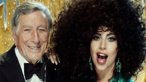 [VIDEO] Lady Gaga and Tony Bennett in H&M Holiday Campaign - Hollywood Reporter | Le cinéma, d'où qu'il soit. | Scoop.it