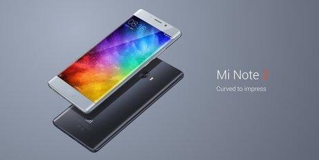 Le Xiaomi Mi Note 2 est un Galaxy Note 7 pour moins de 500 €   Gadgets, DIY & Co   Scoop.it