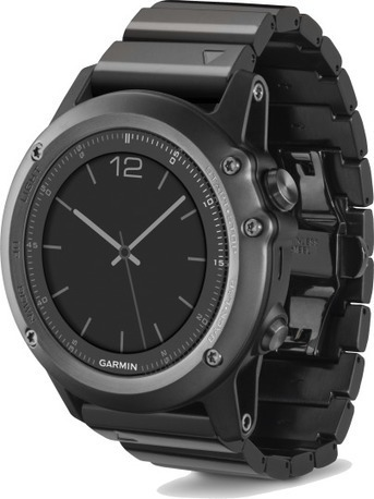 CES 2015 : Garmin dévoile sa montre connectée fenix 3 | Trail running et sports de montagne | Scoop.it
