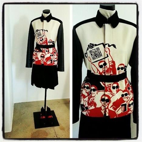 Fashiongeek by Vivienne Tam | QRdressCode | Scoop.it
