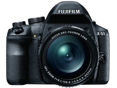 Fujifilm announces X-S1 premium EXR 26X superzoom digital camera | Everything Photographic | Scoop.it