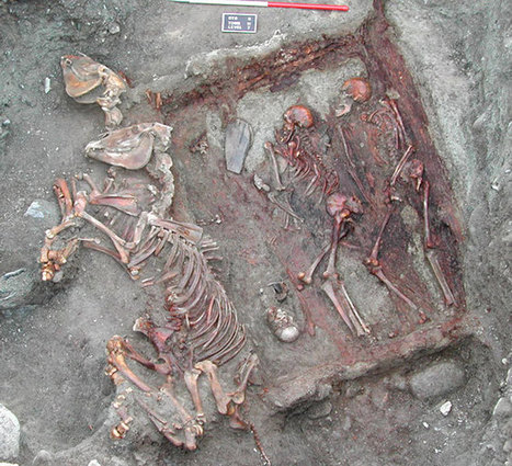 Scythian warriors show genetic blending between Europeans and Asians : Past Horizons Archaeology | Discovering the past | Scoop.it