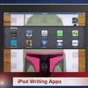 Top 10 Writing Apps For the iPad (Video) - Gotta Be Mobile | Teaching writing to children with technology | Scoop.it