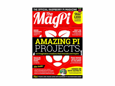 Raspberry Pi Foundation introduces a new print version of its official magazine - BetaNews | Raspberry Pi | Scoop.it