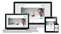 Discovery Free Business WordPress Theme | Free & Premium WordPress Themes | Scoop.it