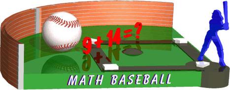 Math Baseball - Funbrain.com | Math Education | Scoop.it