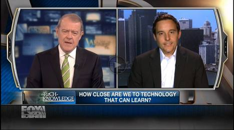 How Close Are We to Having 'Thinking Machines?' Expect Labs on FOX's Varney & Company | Expect Labs Chatter | Scoop.it