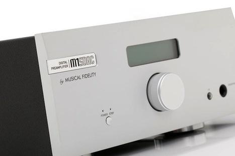 Musical Fidelity M1S DAC : convertisseur, ampli casque et récepteur Bluetooth audiophile | ON-TopAudio | Scoop.it