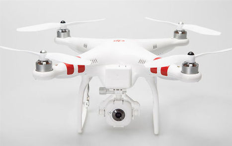 The University of South Florida is Planning to Check Out Drones Through the Library | Communication design | Scoop.it
