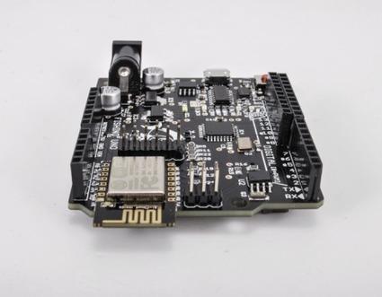 FISHINO: Arduino becomes wireless | Arduino, Netduino, Rasperry Pi! | Scoop.it