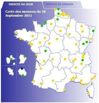 BULDAIR | Connaître pour agir | pollutionatmospheriqueetsante2014 | Scoop.it