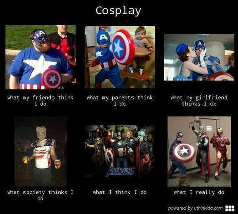 Cosplay | What I really do | Scoop.it